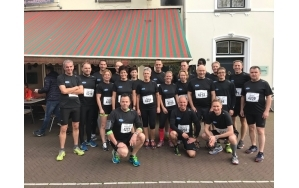 Serrco running team 1st at 10 km run in Etten-Leur